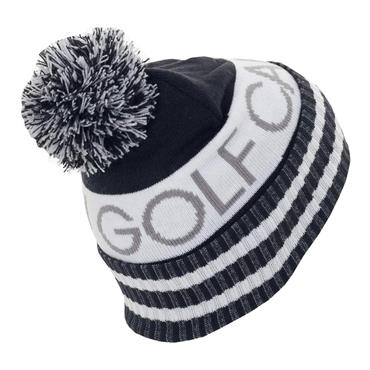 Calvin Klein Golf Gents Reversible Quadrant Bobble Hat Navy