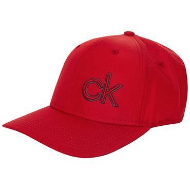 Calvin Klein Golf Gents Jones Cap  Power Red