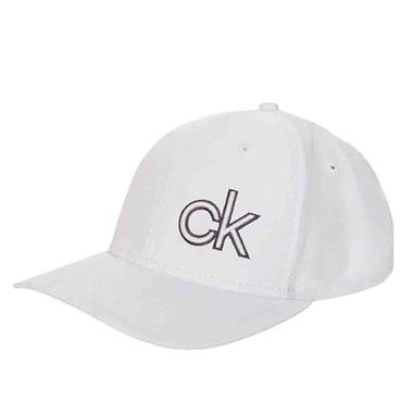 Calvin Klein Golf Gents Jones Cap  White