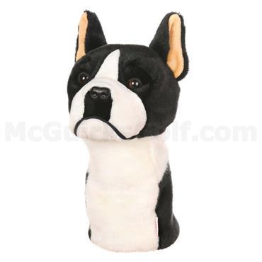 Daphne's Animal Headcovers  Boston Terrier
