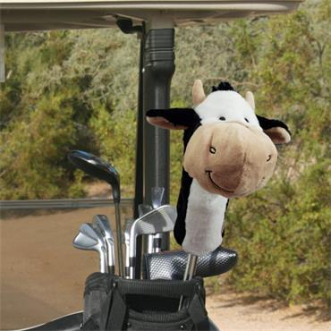 Daphne's Animal Headcover  Happy Cow