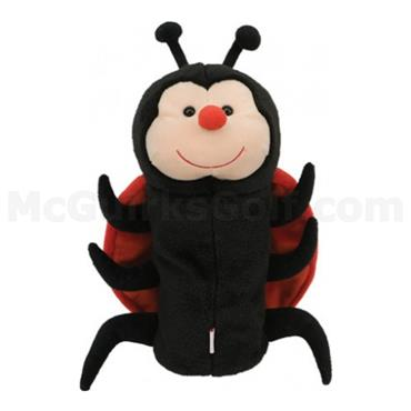 Daphne's Animal Headcovers  Ladybug