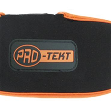 Pro-Tekt Neoprene Blade Putter Cover  Black - Orange