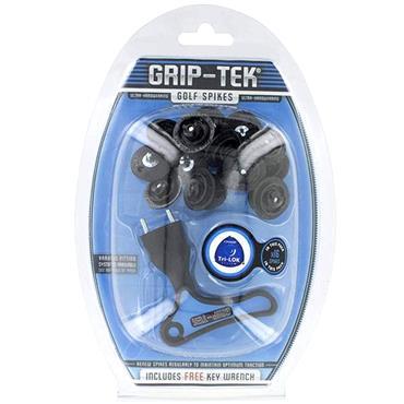 Golfers Club Collection Grip Tek Tri-Lok Spikes . ONE
