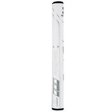Super Stroke Triaxion Tour 3.0 Grip  White/Silver