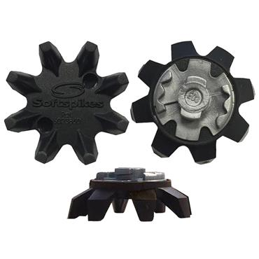 Softspikes Black Widow Cleats Fastenning Sys