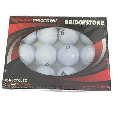 Lake Balls Bridgestone E6 Lake Balls Dozen White