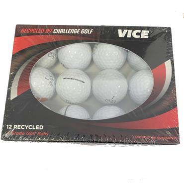 Lake Balls Vice Lake Balls Dozen White