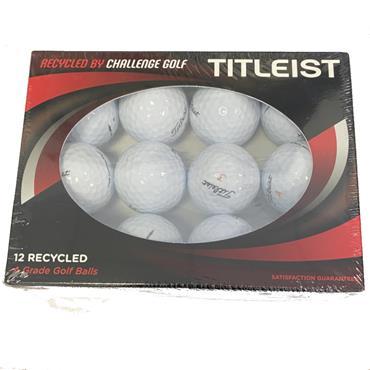 Lake Balls Titleist Velocity Lake Balls Dozen White