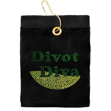 Navika Swarovski Bag Towel  Divot Diva