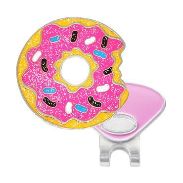 Navika Magnetic Hat Clip and Marker  Doughnut