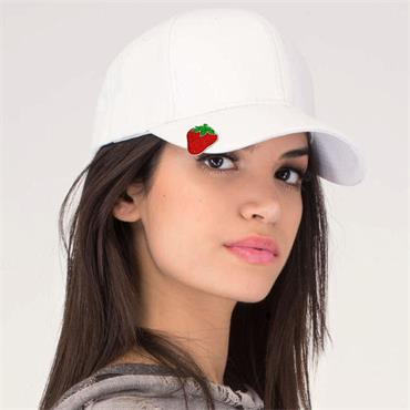 Navika Magnetic Hat Clip and Marker  Strawberry
