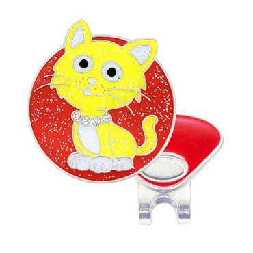 Navika Magnetic Hat Clip and Marker  Kitten