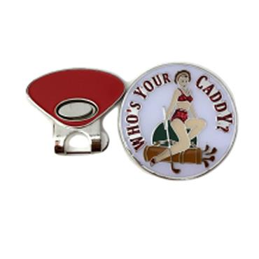 Navika Magnetic Hat Clip and Marker  Who's Your Caddy