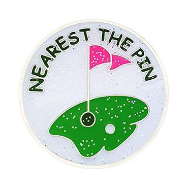 Navika Magnetic Hat Clip and Marker  Nearest the Pin