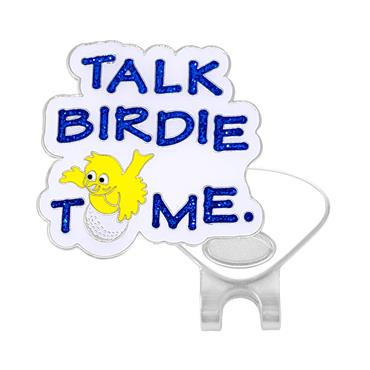 Navika Magnetic Hat Clip and Marker  Talk Birdie To Me