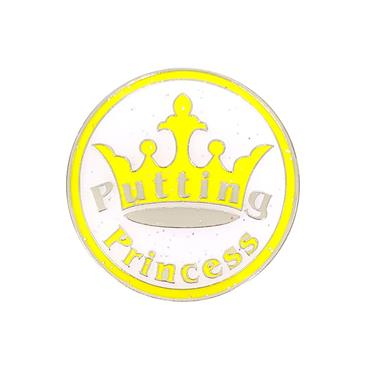 Navika Magnetic Hat Clip and Marker  Putting Princess