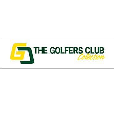 Golfers Club Collection Dual Canopy Wind Umbrella