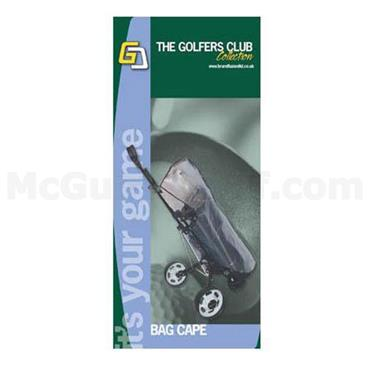 Golfers Club Collection Rain Cape