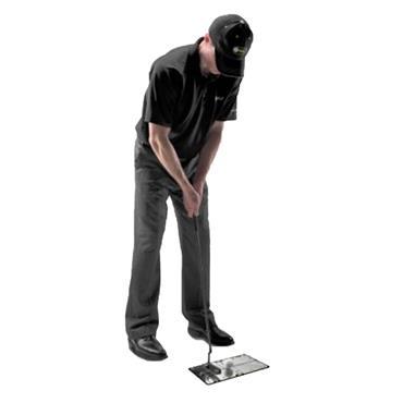 "Golfers Club Collection 12""  Putting Mirror SZPM12M . ONE"