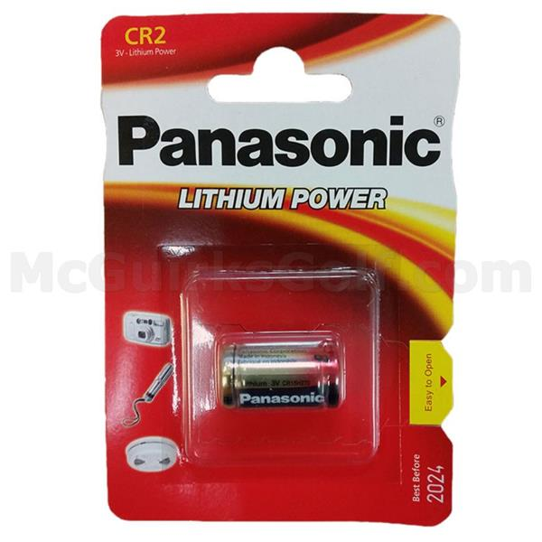 Golfers Club Collection Lithium Power CR2 Battery Replacement