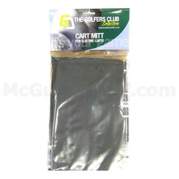 Golfers Club Collection Electric Cart Mitt Single