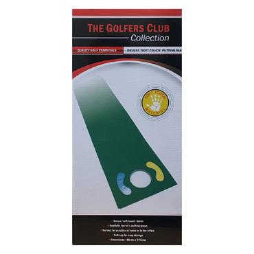 Golfers Club Collection Putting Mat 16x9 PM01M