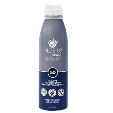 Aloe Up Sunscreen Spray 6 oz . ONE