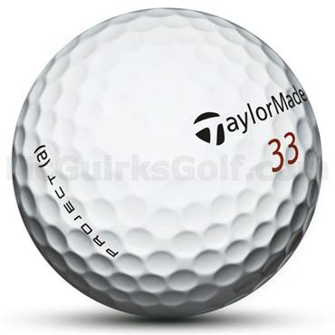TaylorMade Tay Project A 48-144 dz logo ball