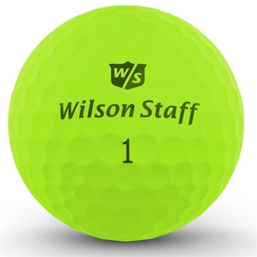 Wilson DX2 Optix GREEN 12-47 dz logo ball