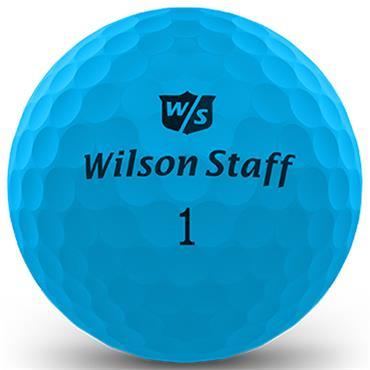 Wilson DX2 Optix BLUE 12-47 dz logo ball