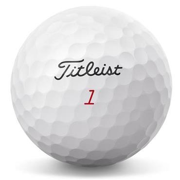 Titleist Pro V1/X 12-47 doz logo ball Dozen White