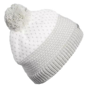 67f0249f309 adidas Ladies Lined Beanie Grey Heather ...