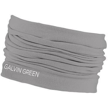 Galvin Green Delta Insula Snood  Sharkskin