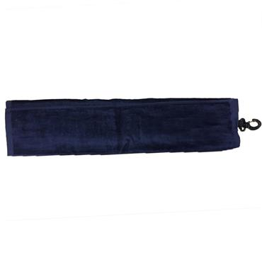 DF Sports & Leisure Plain Bag Towel Navy