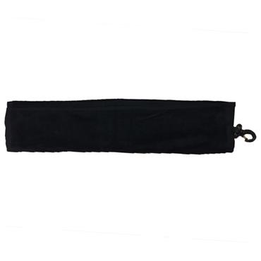 DF Sports & Leisure Plain Bag Towel Black