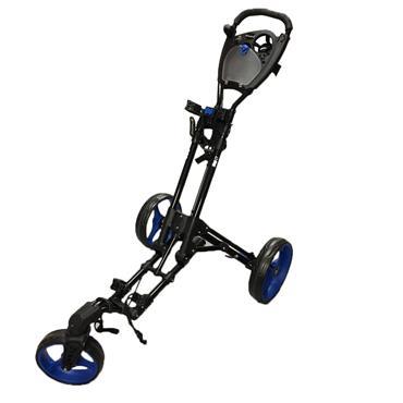 FastFold 360 Manual Cart  Black/Blue