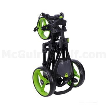 FastFold 360 Manual Cart  Black/Lime