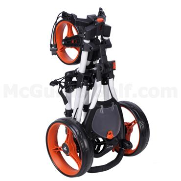 FastFold 360 Manual Cart  Orange