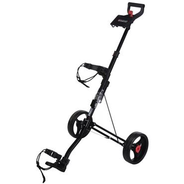 FastFold Stowaway Manual Cart  Black