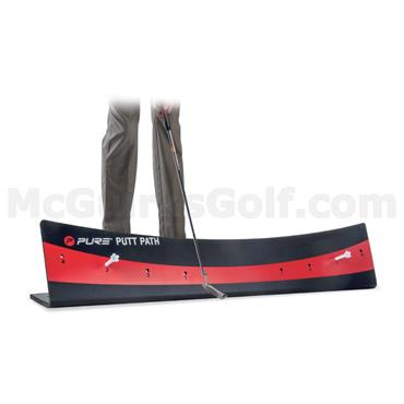 Pure 2 Improve Putt Path  Black