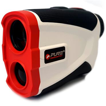Pure 2 Improve Laser Rangefinder V1  White/Black/Red