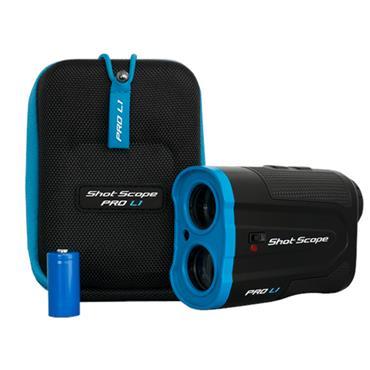 Shot Scope Pro L1 Laser Rangefinder  Blue
