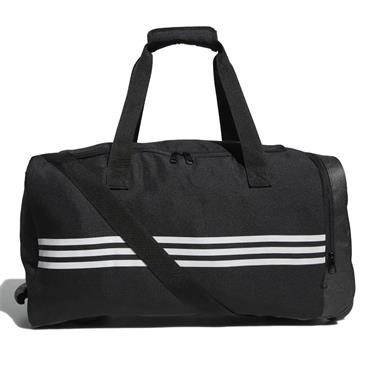 adidas Team Wheel Bag  BLACK