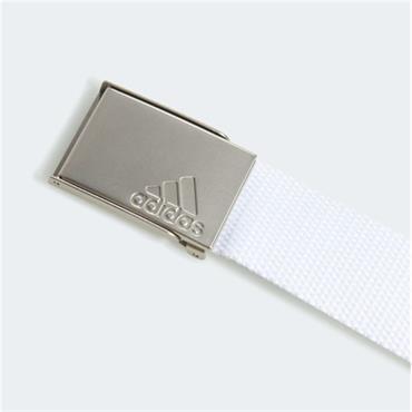 Adidas Ladies Webbing Belt  White