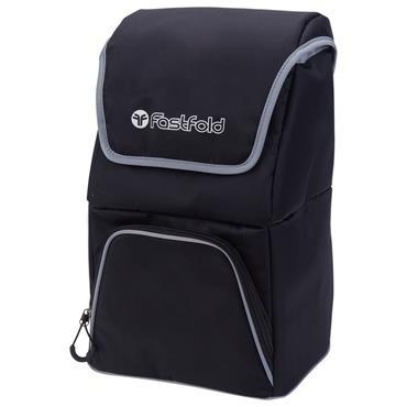 FastFold Cooler Bag  Black Silver