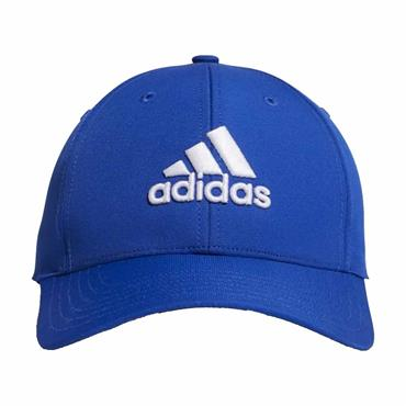 adidas Gents Golf Performance Cap Royal Blue