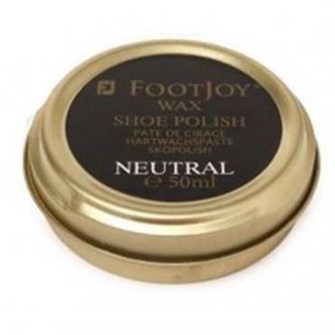 FootJoy Wax Shoe Polish  Neutral