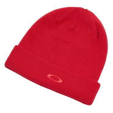 Oakley Gents Gradient Ellipse Beanie  Poppy Red