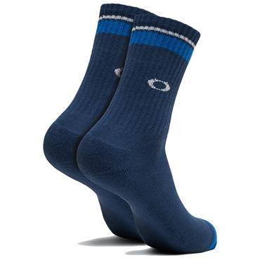 Oakley Gents Essential Socks 3-Pack  Poseidon 6A1